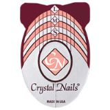Crystal Nails nail form 500 pcs